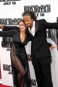 """""""Bad Boys 2"""" Premiere 7-9-03Kiko Ellsworth, Christine Carlo © 2003 Sam Kweskin - Image 21319_0045"""