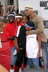 """""""Bad Boys 2"""" Premiere 7-9-03Will Smith © 2003 Sam Kweskin - Image 21319_0079"""