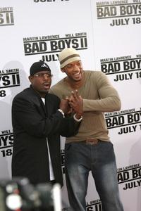 """""""Bad Boys 2"""" Premiere  7-9-03Will Smith, Martin Lawrence © 2003 Sam Kweskin - Image 21319_0103"""