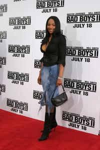"""""""Bad Boys 2"""" Premiere  7-9-03Nona Gaye © 2003 Sam Kweskin - Image 21319_0118"""