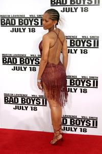 """Bad Boys 2"" Premiere  7-9-03Theresa Randle © 2003 Sam Kweskin - Image 21319_0122"
