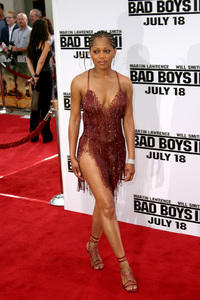 """Bad Boys 2"" Premiere  7-9-03Theresa Randle © 2003 Sam Kweskin - Image 21319_0124"