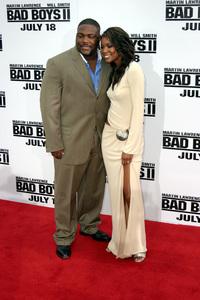 """""""Bad Boys 2"""" Premiere  7-9-03Gabrielle Union © 2003 Sam Kweskin - Image 21319_0129"""