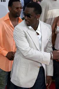 """Bad Boys 2"" Premiere  7-9-03Sean ""P. Diddy"" Combs © 2003 Sam Kweskin - Image 21319_0130"