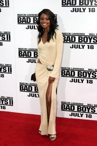 """""""Bad Boys 2"""" Premiere  7-9-03Gabrielle Union © 2003 Sam Kweskin - Image 21319_0137"""