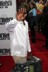 """""""Bad Boys 2"""" Premiere  7-9-03Tyrese © 2003 Sam Kweskin - Image 21319_0145"""