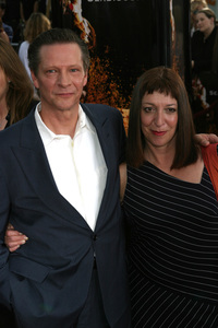 """Seabiscuit"" Premiere 7-22-03Chris Cooper and wife Marianne Leone - Image 21344_0085"