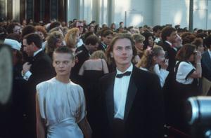 """Academy Awards: 61st Annual""Martha Plimpton & River Phoenix1989/**I.V. - Image 21345_0003"