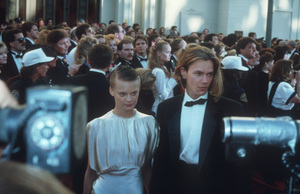 """Academy Awards: 61st Annual""Martha Plimpton & River Phoenix1989/**I.V. - Image 21345_0004"