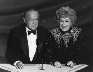 """Academy Awards: 61st Annual""Bob Hope, Lucille Ball1989**I.V. - Image 21345_0005"