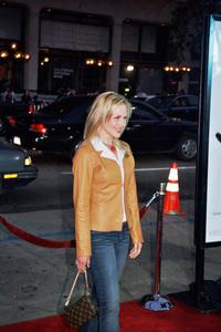 """""""Identity"""" PremiereJulie Benz4/23/2003Photo by Cindy Burtin - Image 21347_0003"""