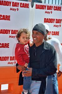 """Daddy Day Care"" Premiere 5-9-03Sugar Ray LeonardPhoto By Cindy Burtin - Image 21349_0010"