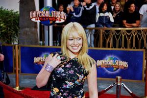 """Bruce Almighty"" PremiereHilary Duff5/14/2003Photo by Cindy Burtin - Image 21350_0018"