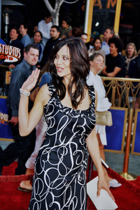 """""""Bruce Almighty"""" PremiereCatherine Bell5/14/2003Photo by Cindy Burtin - Image 21350_0020"""