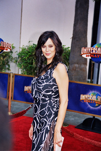 """""""Bruce Almighty"""" PremiereCatherine Bell5/14/2003Photo by Cindy Burtin - Image 21350_0036"""
