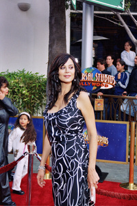 """""""Bruce Almighty"""" PremiereCatherine Bell5/14/2003Photo by Cindy Burtin - Image 21350_0037"""