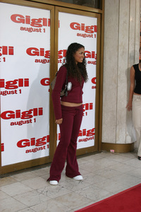 """Gigli"" Premiere 7-27-03Jennifer FreemanPhoto By Sam Kweskin - Image 21352_0047"