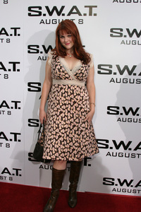 """S.W.A.T."" Premiere 7-30-03Sarah RuePhoto By Sam Kweskin - Image 21354_0024"