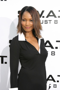 """""""S.W.A.T."""" Premiere 7-30-03Garcelle Beauvais-NilonPhoto By Sam Kweskin - Image 21354_0048"""
