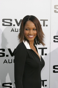 """""""S.W.A.T."""" Premiere 7-30-03Garcelle Beauvais-NilonPhoto By Sam Kweskin - Image 21354_0050"""