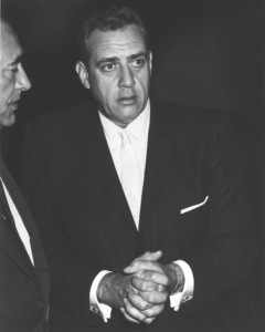 Raymond Burr at a Cancer Society Benefit, 1963 © 1978 Chester Maydole - Image 2136_0030