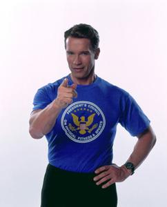 Arnold Schwarzenegger1994 © 1994 Bruce McBroom - Image 21403_0024