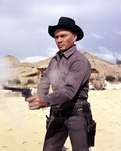 """The Magnificent Seven""Yul Brynner1960 United Artists**I.V. - Image 21421_0021"
