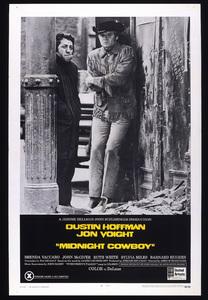"""Midnight Cowboy"" (Poster)1969 United Artists** I.V. - Image 21422_0026"