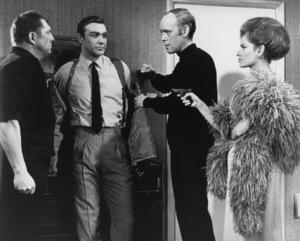 """""""Thunderball""""Sean Connery and Lucianna Paluzzi1965 UA**I.V. - Image 21423_0074"""
