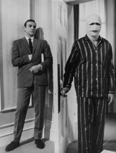 """Thunderball""Sean Connery and Paul Stassino1965 UA**I.V. - Image 21423_0075"