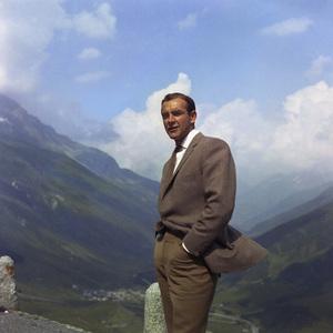 """Goldfinger""Sean Connery1964 United Artists** I.V.C. - Image 21430_0097"