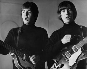 """Help""Paul McCartney and George Harrison1965 UA**I.V. - Image 21431_0023"