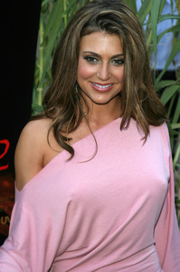 """""""Jeepers Creepers 2"""" Premiere 8-25-03Joy EnriquezPhoto By Sam Kweskin - Image 21434_0027"""