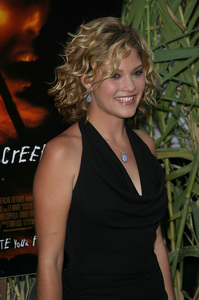 """Jeepers Creepers 2"" Premiere 8-25-03Nicki AycoxPhoto By Sam Kweskin - Image 21434_0074"