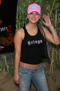 """""""Jeepers Creepers 2"""" Premiere 8-25-03Kaley Cuoco Photo By Sam Kweskin - Image 21434_0083"""
