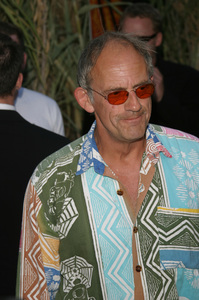 """Jeepers Creepers 2"" Premiere 8-25-03Christopher LloydPhoto By Sam Kweskin - Image 21434_0110"