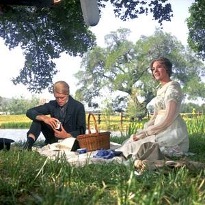 """Hawaii""Max von Sydow, Julie Andrews1966 United Artists** I.V. - Image 21436_0074"
