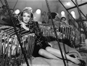 """""""Seven Sinners""""Marlene Dietrich1940 Universal**I.V. - Image 21437_0005"""