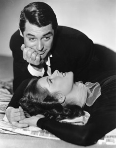 """Holiday""Cary Grant and Katharine Hepburn1938**I.V. - Image 21446_0001"