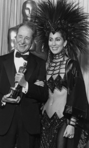 """Academy Awards: 58th Annual""Don Ameche, Cher1986**I.V. - Image 21464_0005"