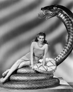 """Cobra Woman""Maria Montez1944**I.V. - Image 21489_0001"