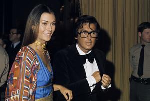 Robert Evans and Kate Jacksoncirca 1970s© 1978 Gary Lewis - Image 21500_0007