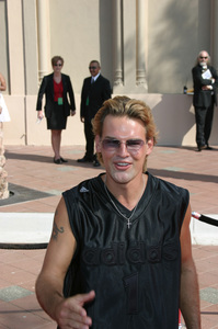 """Emmy - Creative Art Awards""9-13-2003Brian HeidikPhoto by Sam Kweskin - Image 21501_0006"