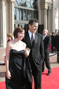 """""""Emmy - Creative Art Awards""""9-13-2003Tim Matheson and wifePhoto by Sam Kweskin - Image 21501_0114"""