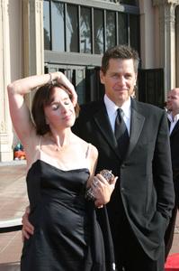 """""""Emmy - Creative Art Awards""""9-13-2003Tim Matheson and wifePhoto by Sam Kweskin - Image 21501_0118"""