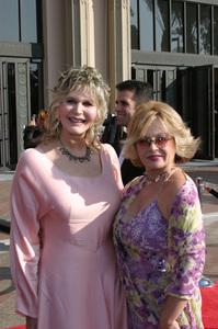 """""""Emmy - Creative Art Awards""""9-13-2003Charlene Tilton and friendPhoto by Sam Kweskin - Image 21501_0137"""
