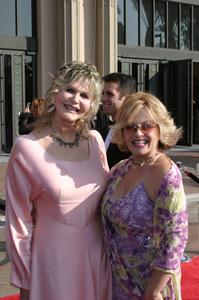 """""""Emmy - Creative Art Awards""""9-13-2003Charlene Tilton and friendPhoto by Sam Kweskin - Image 21501_0138"""