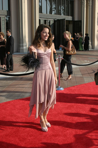 """""""Emmy - Creative Art Awards""""9-13-2003Vanessa LengiesPhoto by Sam Kweskin - Image 21501_0236"""