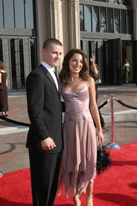 """""""Emmy - Creative Art Awards""""9-13-2003Vanessa Lengies, Will EstesPhoto by Sam Kweskin - Image 21501_0239"""