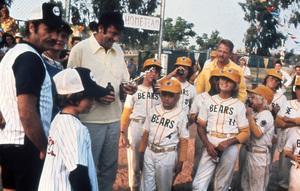 """The Bad News Bears""Walter Matthau1976 Paramount Pictures** I.V. - Image 21504_0008"